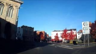 Abingdon United Kingdom  city photos : Amacam AM-M80 A Sunny Drive Through Abingdon UK
