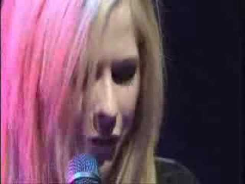 "Avril Lavigne ""Together"" Live at Budokan"