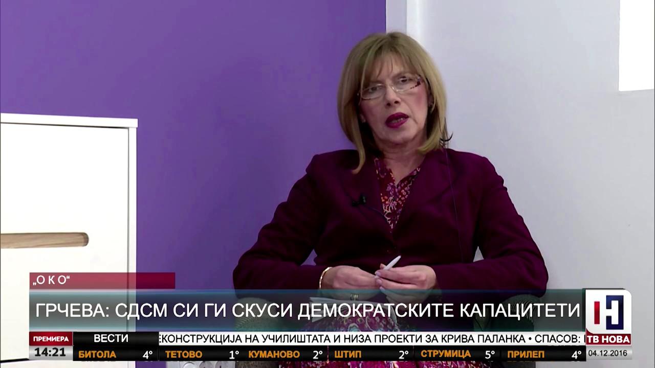 """""""ОКО"""" со Горан Петрески"""