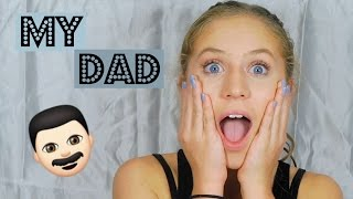 Video MY DAD DOES MY VOICEOVER~EVERYDAY MAKEUP ROUTINE//meggs and bacon MP3, 3GP, MP4, WEBM, AVI, FLV Oktober 2018