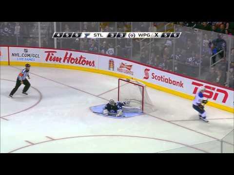 Shootout: Winnipeg Jets vs St. Louis Blues