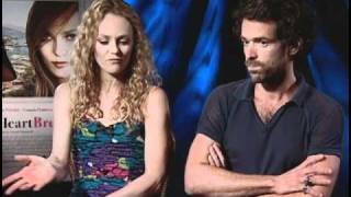 Heartbreaker Exclusive Interview: Romain Duris and Vanessa Paradis