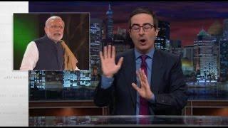 Video Last Week Tonight With John Oliver - Narendra Modi in UK (kOHINOOR) MP3, 3GP, MP4, WEBM, AVI, FLV Juli 2018