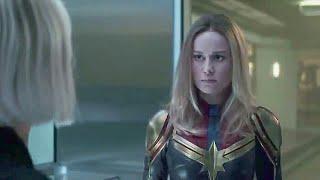 Captain Marvel | Post-Credit Scene [HD]