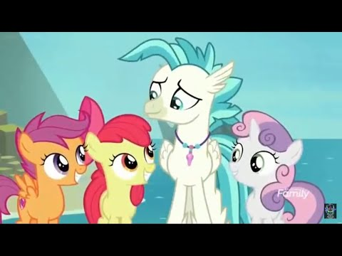 MLP Season 8 Episode 6 – Surf and or Turf