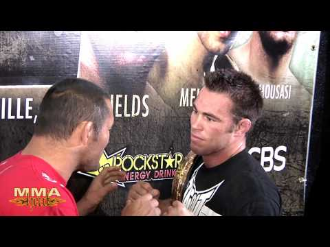 Jake Shields talks Fighting Dan Hendo