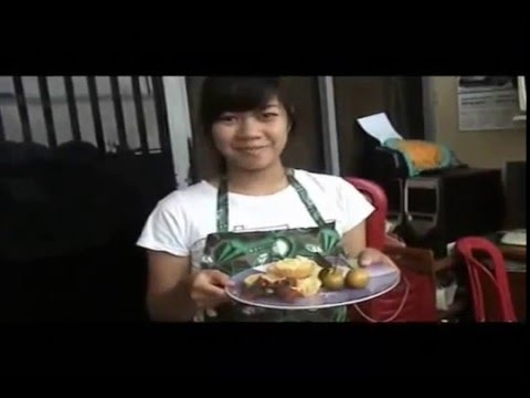Cara Membuat Pai Susu (How to Make an Egg Tart).flv