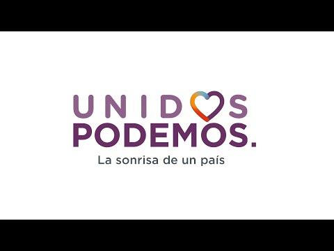 26 J - Unidos Podemos - #VolverASonreír