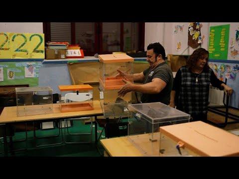 Ισπανία: Αγωνία για το εκλογικό αποτέλεσμα