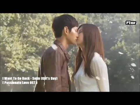 [MV] Sojin (Girl's Day) (소진) - I Want To Go Back (ENG+Rom+Hangul SUB.) [Passionate Love OST]
