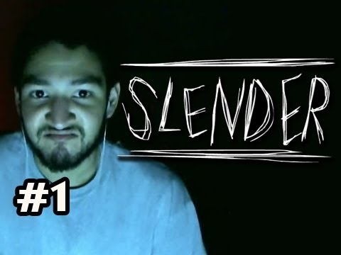 SLENDER: Attempt 1 w/Nova - THE WINDOW MAN Video