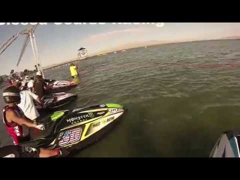 World Finals Jet Ski Racing!!! With Spencer Sieracki from Las Vegas to Lake Havasu '13