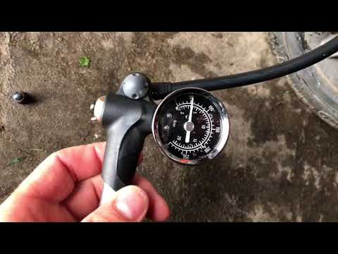 Gonflage roues trottinette Xiaomi M 365