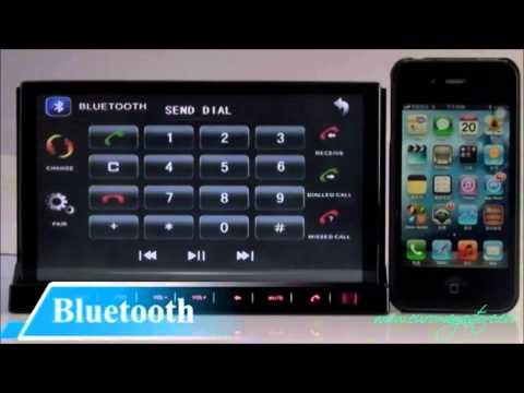 Car DVD Android, Detachable Tablet, GPS, 3G, DVB-T, WiFi (2-DIN)