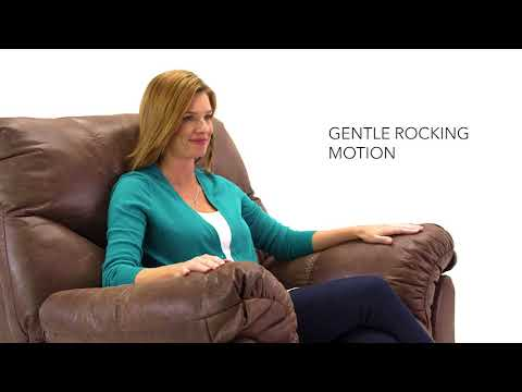 Alzena 7140025 Gunsmoke Rocker Recliner