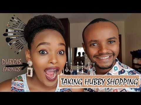 CANT A GIRL SHOP IN PEACE? | MILLY DRAGS KABI TO DUBOIS