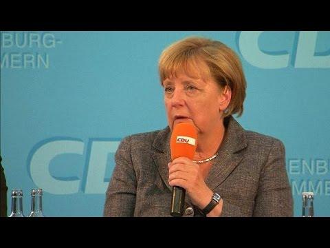 Μέρκελ: Δεν ήταν οι πρόσφυγες που μας έφεραν την τρομοκρατία