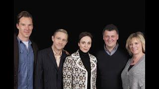 Sherlock: Cast Interview