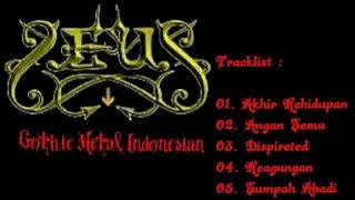 """Video """"Full Album"""" Zeus Sumpah Abadi Gothic Metal Indonesia MP3, 3GP, MP4, WEBM, AVI, FLV Juli 2019"""