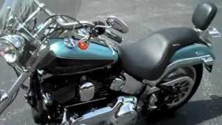 6. 2007 Harley-Davidson Softail Deuce for sale Tampa Brandon New Port Richey Florida used