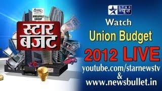 General Budget 2012 Live