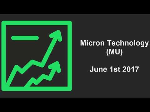 Micron Technology (MU): Semiconductor on the rise
