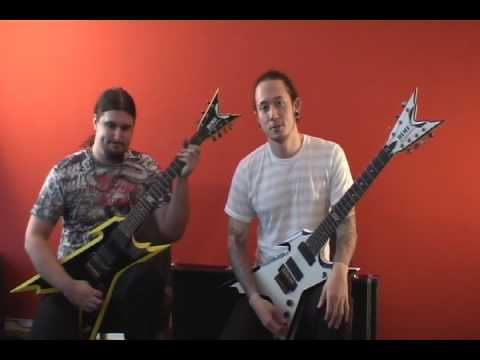 roadrunnergermany - TRIVIUM Shogun Riffing Part 1 (out of 11) With Matt Heafy and Corey Beaulieu Song: Kirisute Gomen See a new riffing here every day or exclusive on roadrunner...