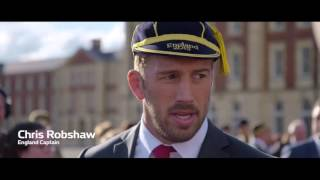 England Welcoming Ceremony - Rugby World Cup 2015