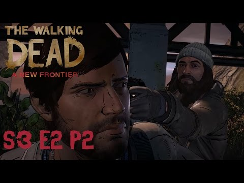 Honestly Did Not See That Coming \The Walking Dead Season 3 Episode 2\ Part 2