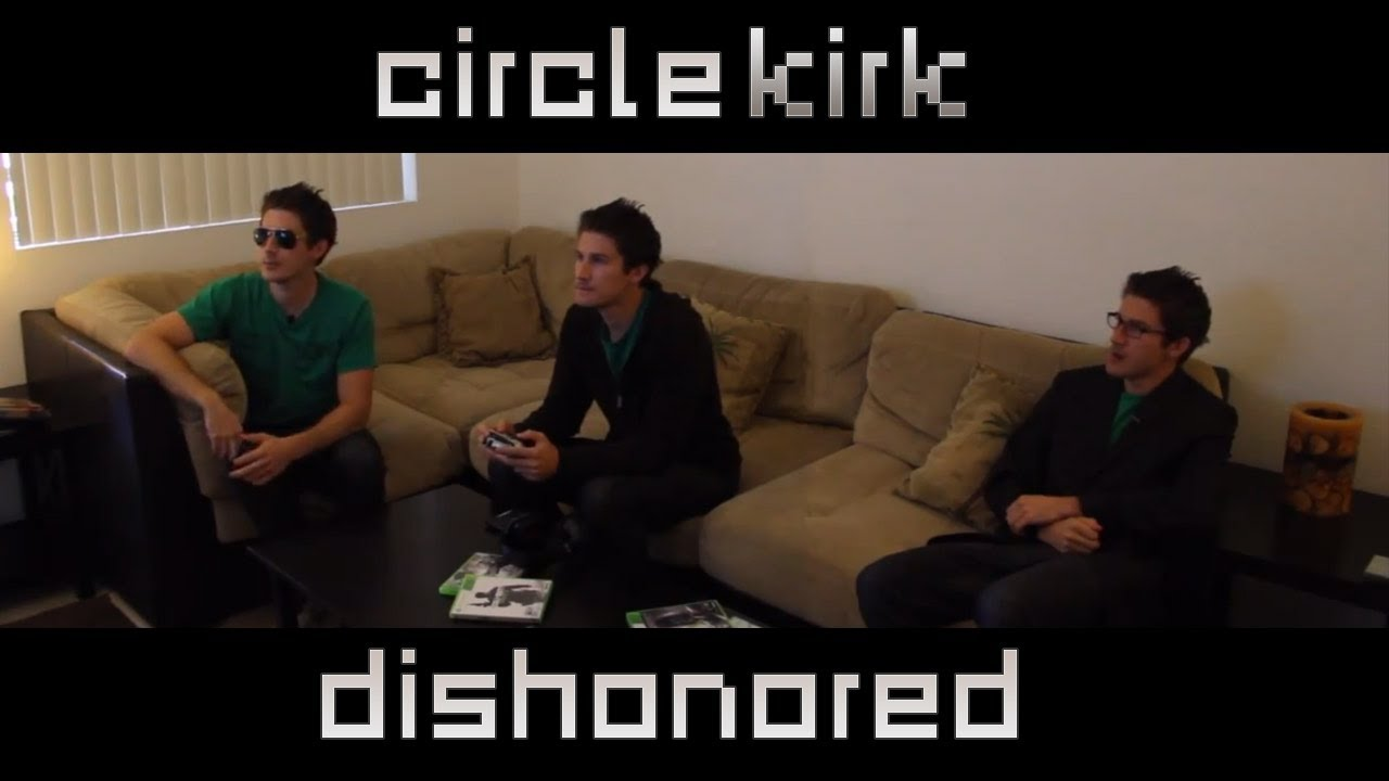 Dishonored Is A Single Player Game | CircleKirk