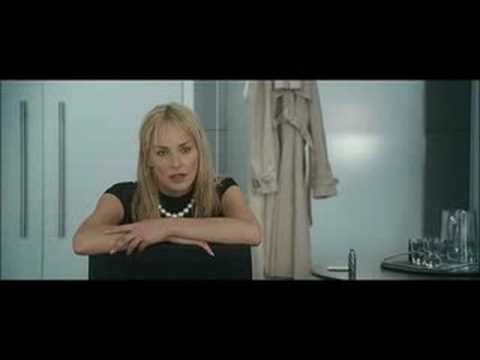 Sharon Stone Escena HOT