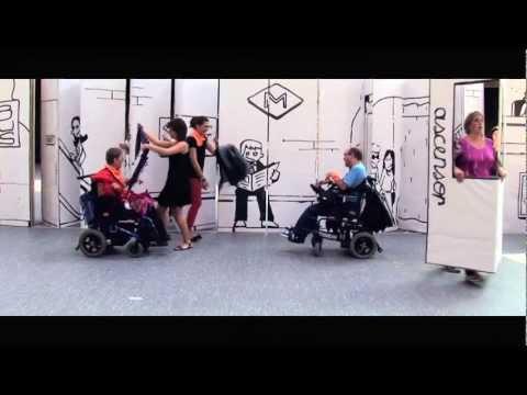 Veure vídeoSíndrome de Down: SceneMob ECOM por la discapacidad