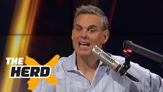 The Problem With Intentionally Walking Bryce Harper - 'The Herd' by Colin Cowherd