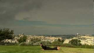 Jerusalem - Kabalah Yoga with Audi Gozlan in time lapse