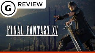 Video Final Fantasy XV Review MP3, 3GP, MP4, WEBM, AVI, FLV Oktober 2018