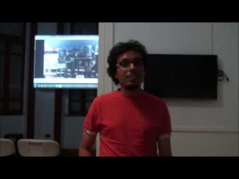 المهرجان الدولي الخامس للفيديو - بمركز مدرار