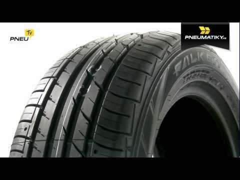 Youtube Falken ZIEX ZE914 205/55 R15 88 V MFS Letní