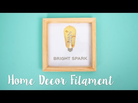 How to Make Bright Spark Frame - Sizzix