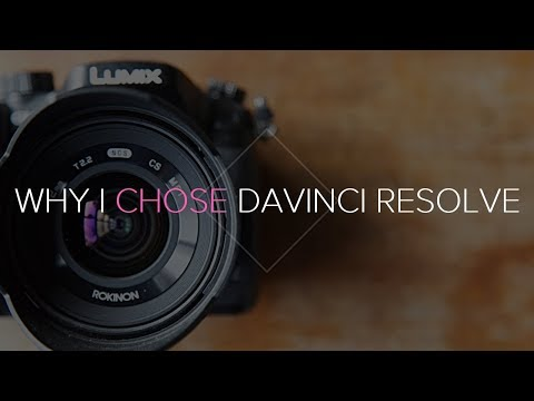 Why I Chose Davinci Resolve Studio 14 Over Adobe Premiere Pro