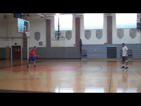 Phil Booth Hoops Workout