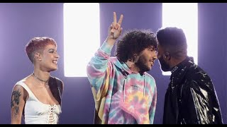 Video benny blanco, Halsey & Khalid - Eastside (AMAs Performance) MP3, 3GP, MP4, WEBM, AVI, FLV Oktober 2018