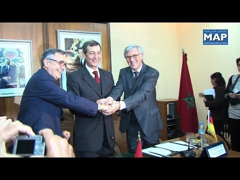 Signature d'un Mémorandum d'entente entre le Maroc, le Costa Rica et l'Allemagne