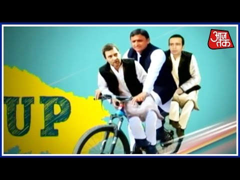 Video Dastak:  UP Elections 2017: Akhilesh Yadav Wins Cycle. Coming Soon, Grand Alliance With Congress download in MP3, 3GP, MP4, WEBM, AVI, FLV January 2017