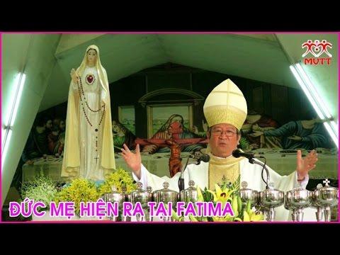 Thánh Lễ Đức Mẹ Fatima 2015