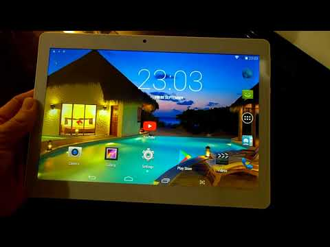 Dieniu 10 1 Inch 3G Phablet review