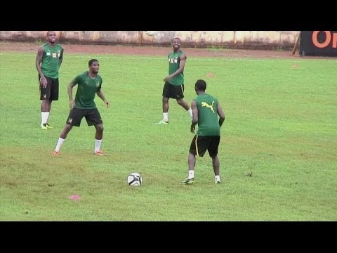 Powerful Cameroon Readies for World Cup Battles