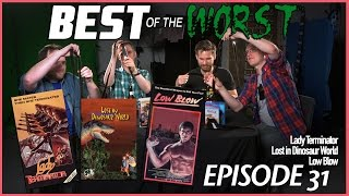 Video Best of the Worst: Lady Terminator, Lost in Dinosaur World, and Low Blow MP3, 3GP, MP4, WEBM, AVI, FLV Agustus 2018