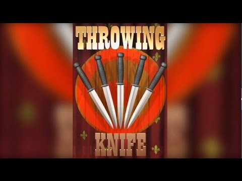Video of Throwing Knife