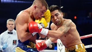 Vasyl ''Hi-Tech'' Lomachenko pro debut vs Jose Ramirez-----------I'm making highlights for all Lomachenko's fight. I hope you will all enjoy this. Coming up next: Lomachenko vs Salido.Soundtrack: Partner in rhymes - Battlefield Orchestra - Rise victorious