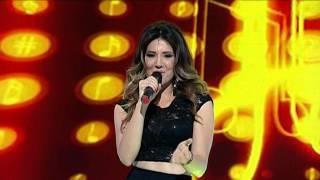 Maya videoclip Kraljica Ljubavi (On BN Music 2015) (Live)